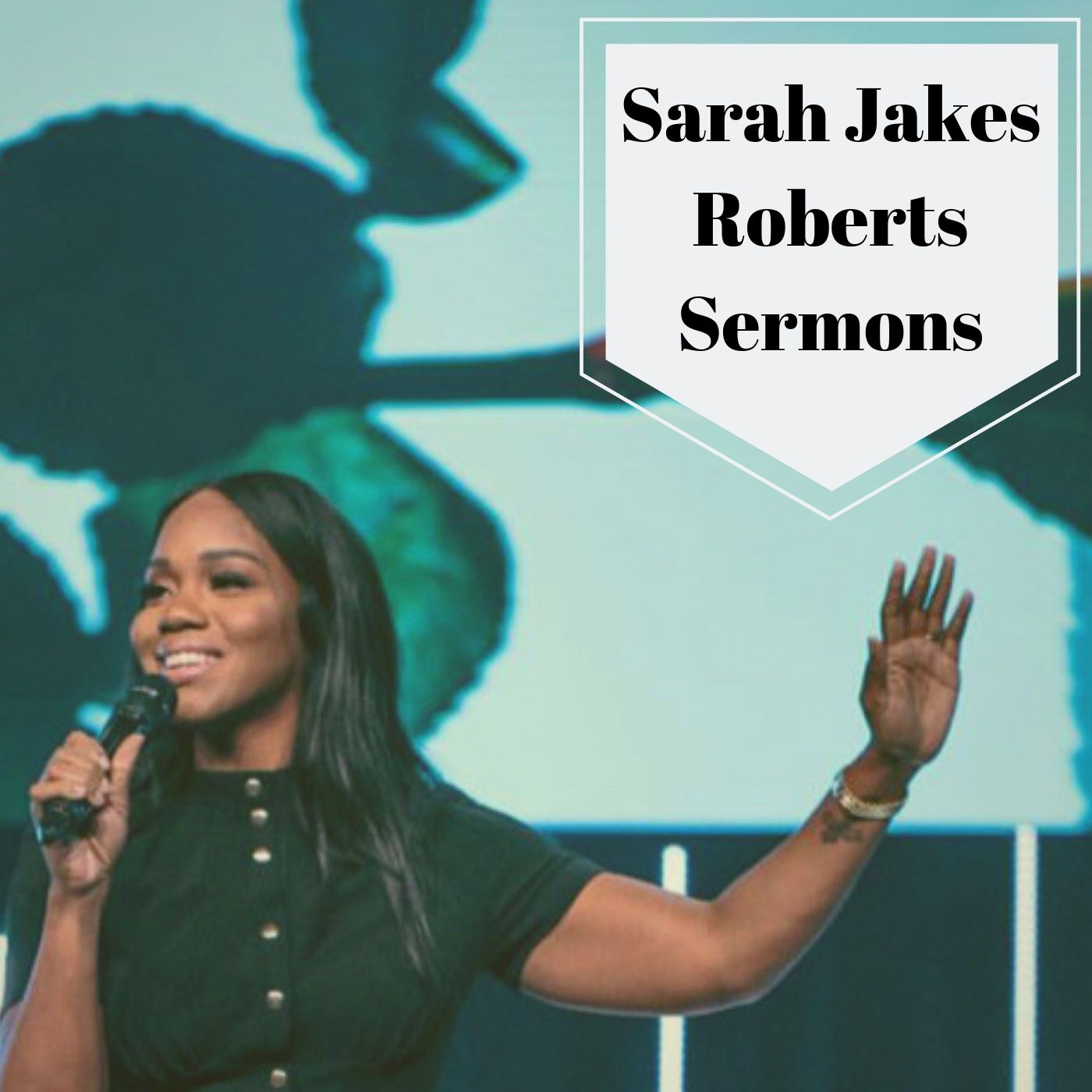 #32 - Pastor Sarah Jakes Roberts: Sit Down