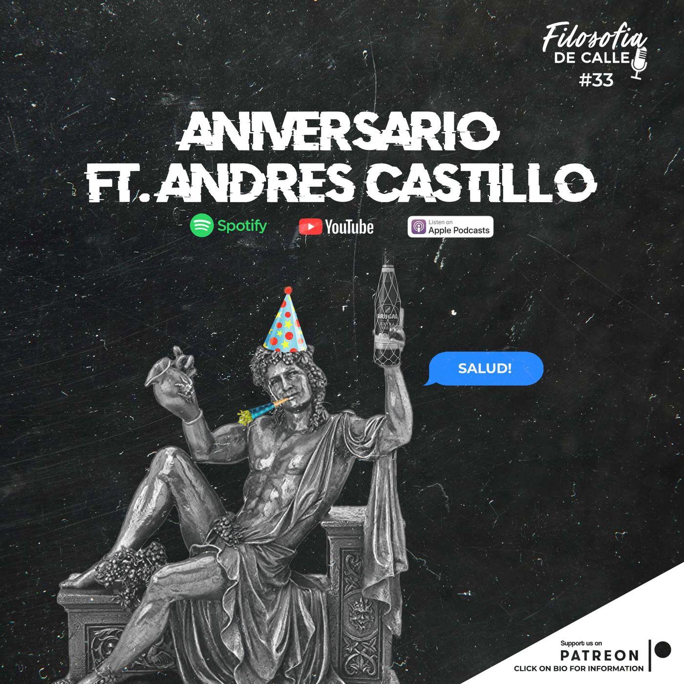 033. Aniversario ft Andres Castillo