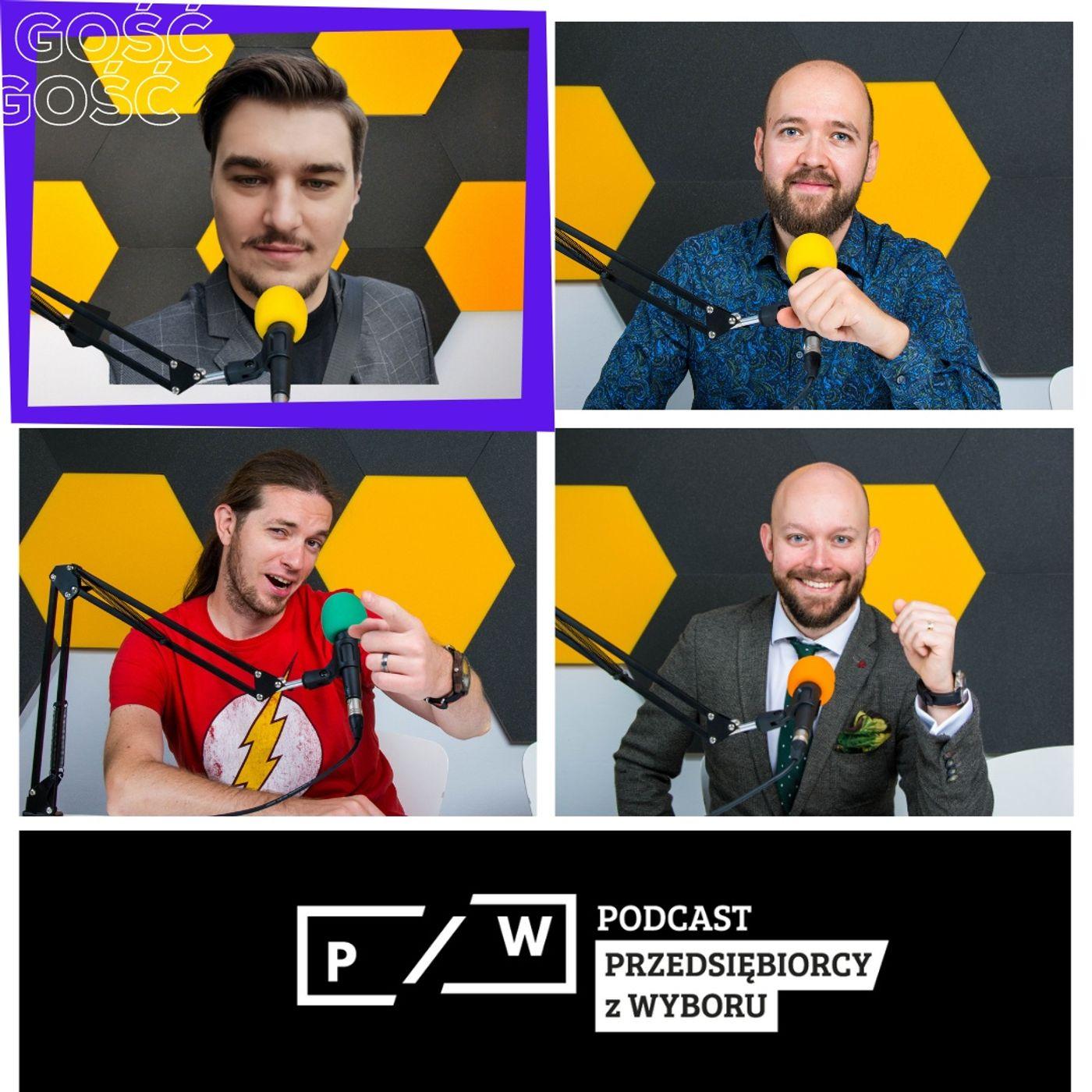#83 WorkSmart & TakeDrop! - Tomasz Niedźwiecki (TakeDrop)