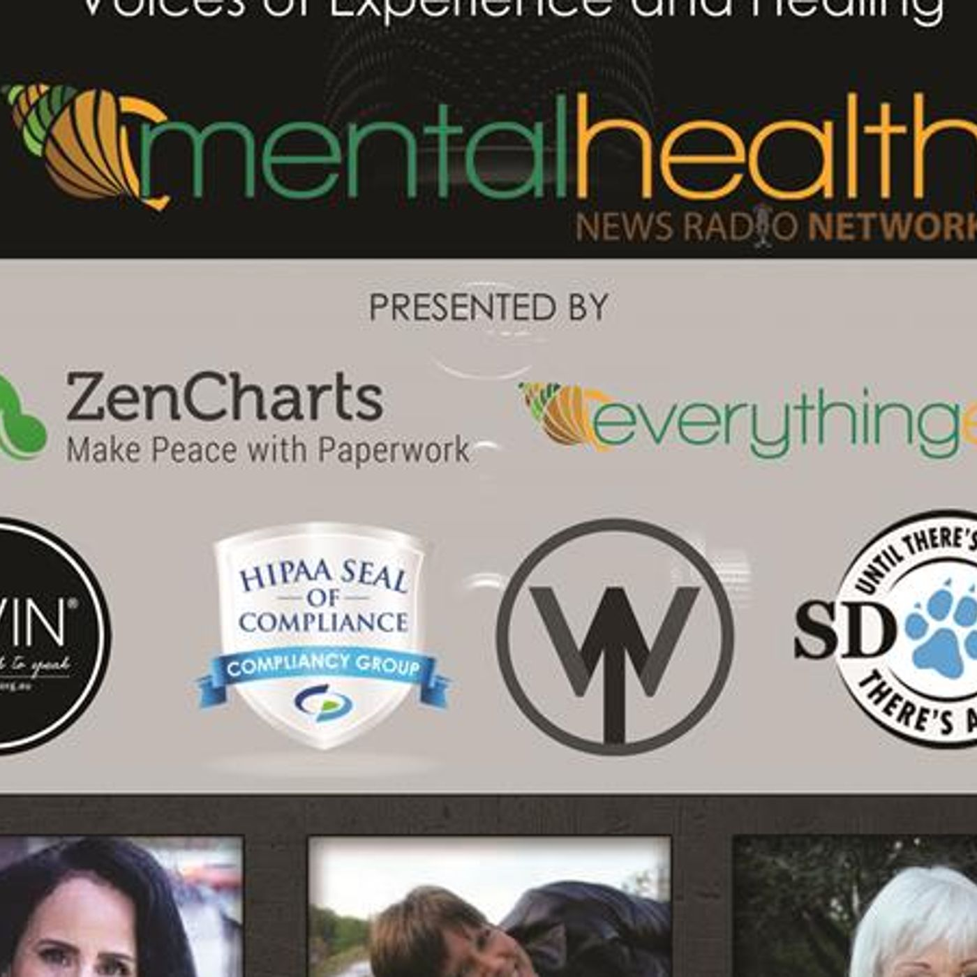Mental Health News Radio - Sexual Assault Survivors: Voices of Experience and Healing