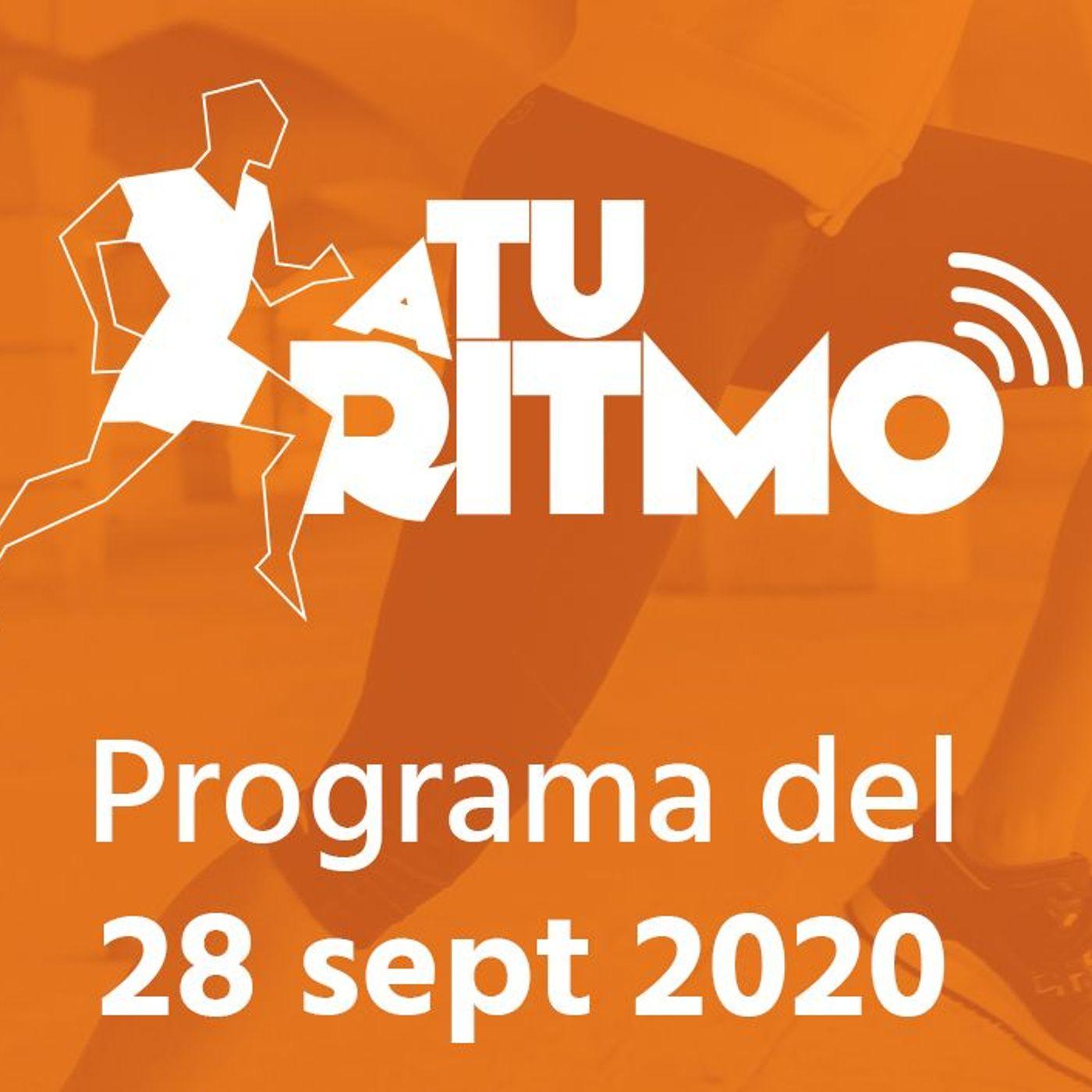 ATR 10x05 - Economía de carrera, running en Ibiza y deporte contra las dolencias respiratorias