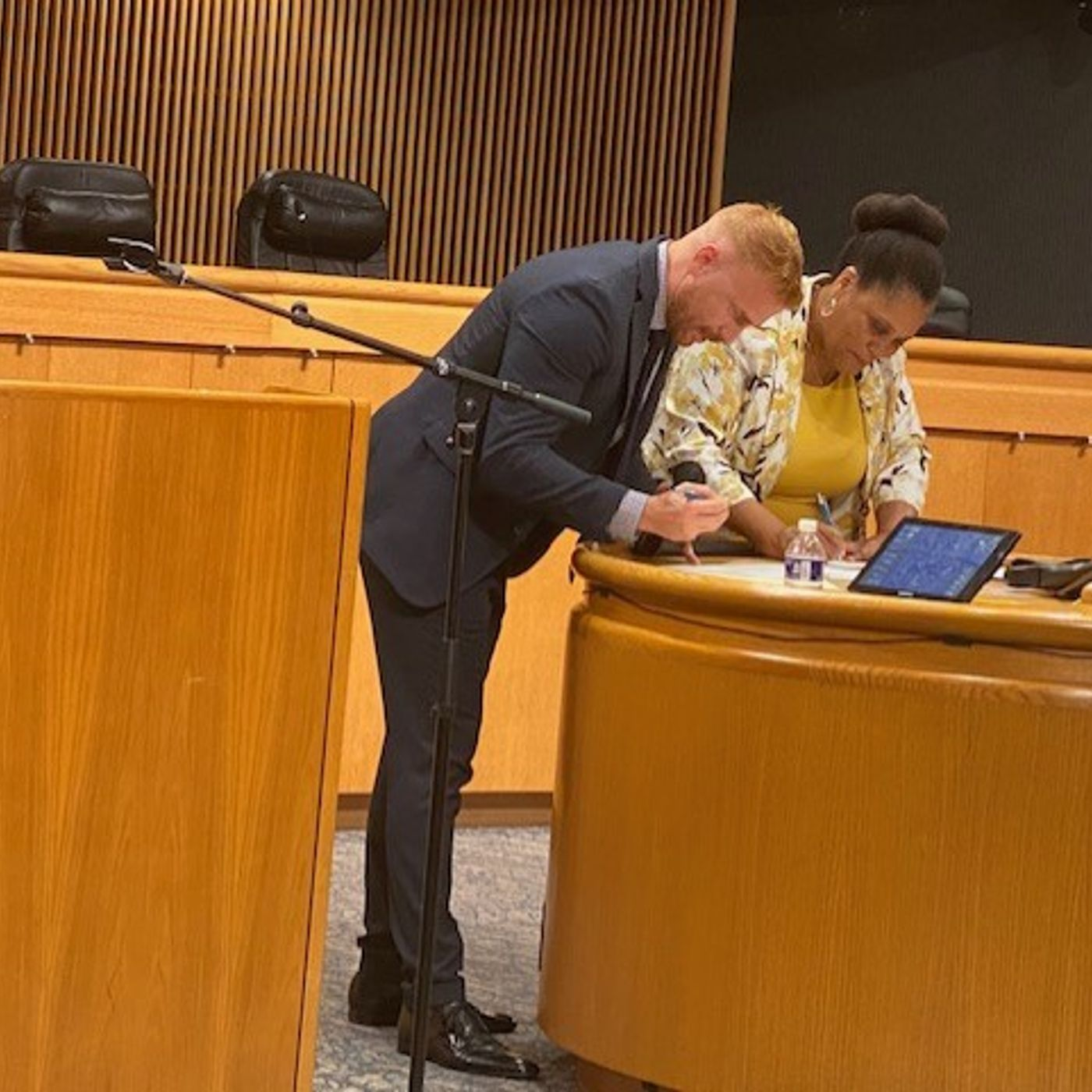 Partnerships Matter: District Attorney Patsy Austin-Gatson Signs An Agreement With R.E.D.