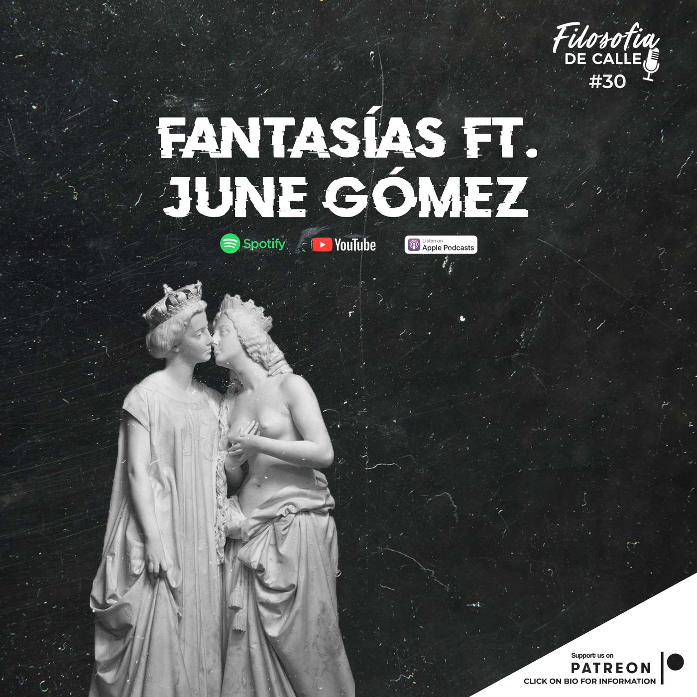 030. Fantasías ft June Gómez
