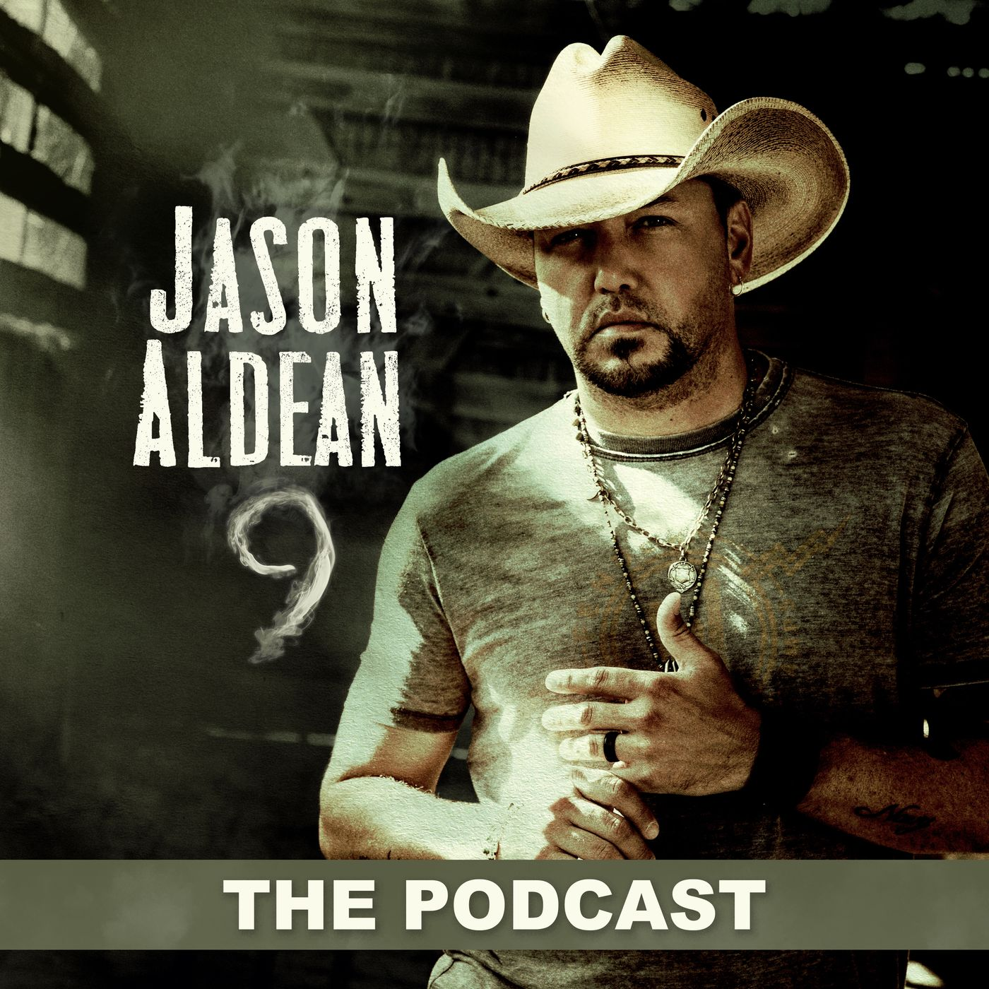 "Jason Aldean ""9"" - The Podcast"