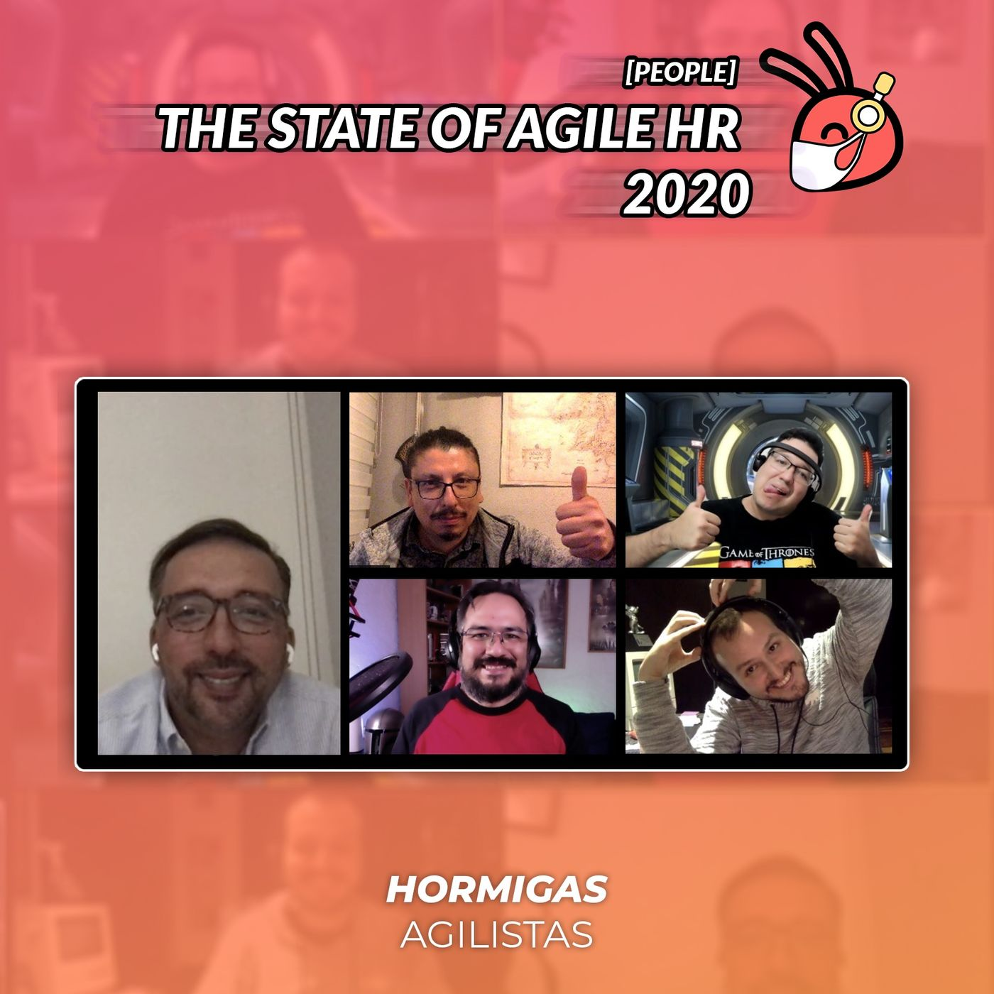 EP50  - [People] The State of Agile HR 2020, con Juan Domínguez