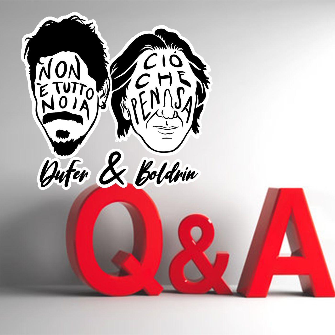 Dalla Burocrazia al ddl Zan, dal Covid ai Sindacati: Q&A - DuFer e Boldrin