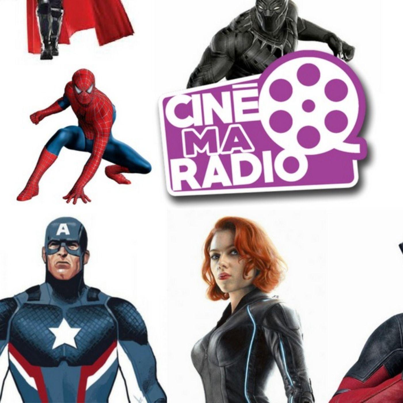 SAGA MARVEL | Les Gardiens de la Galaxie 1 | CinéMaRadio