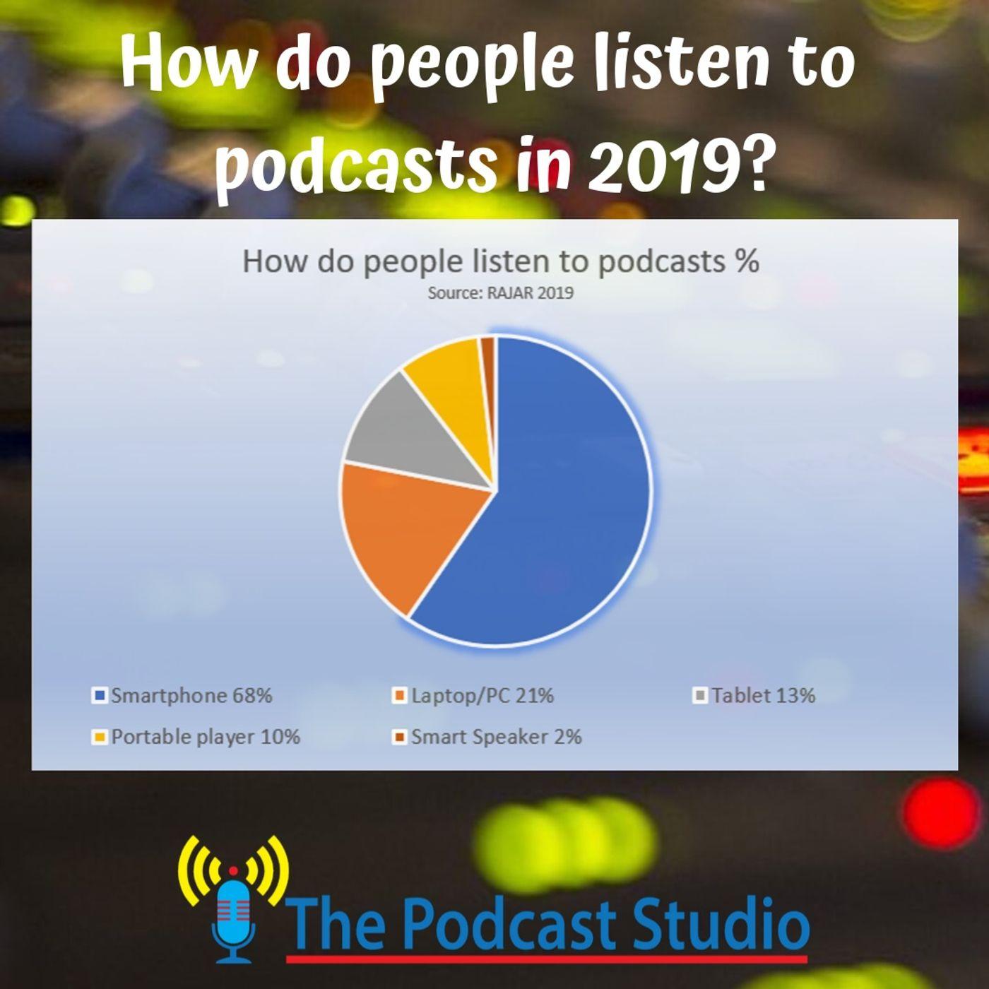 The Podcast Studio S01E02 - 34 Million hours!