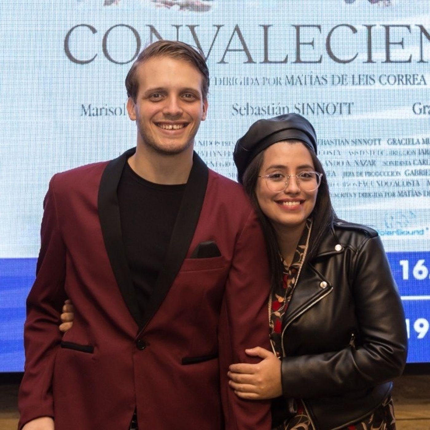 Los especiales de GPS Audiovisual - Productores Audiovisuales T2 - E18 Evelyn Flores y Matías De Leis Correa (De Atar Contenidos)