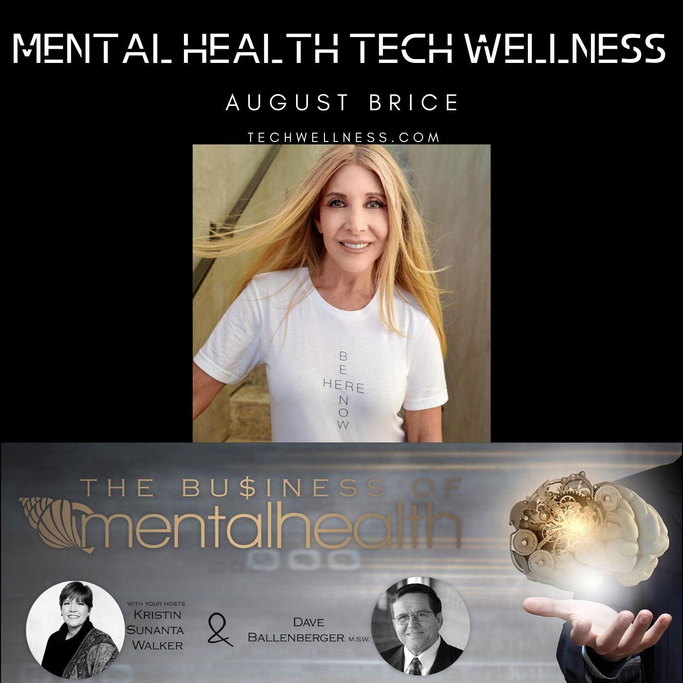 Mental Health News Radio - Mental Health Tech Wellness