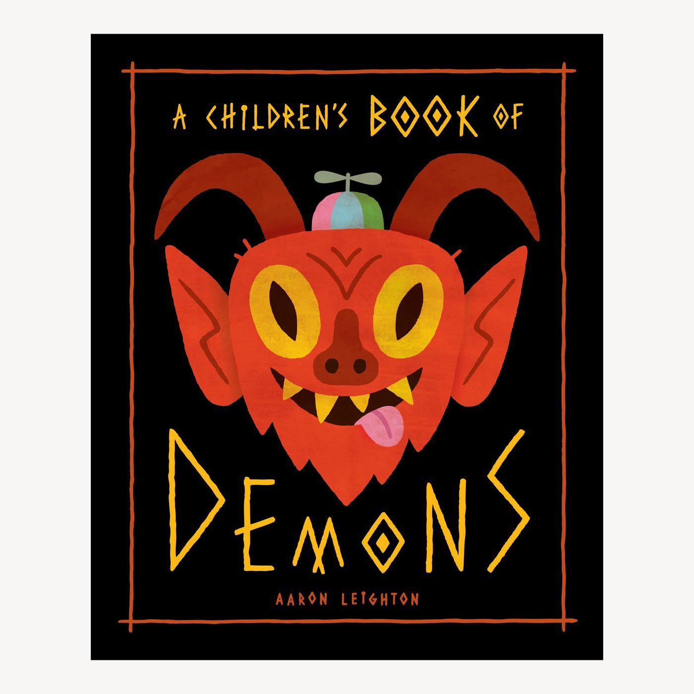 The Pope's Secrets and a Children's Book about Demons