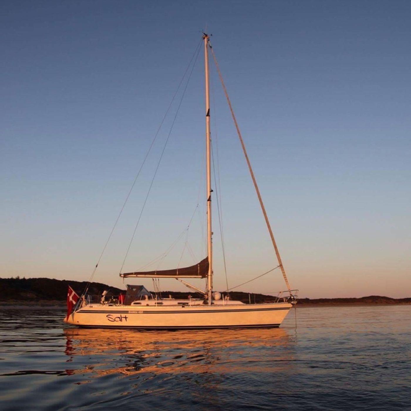Jesper sejler om vinteren - 11.2020