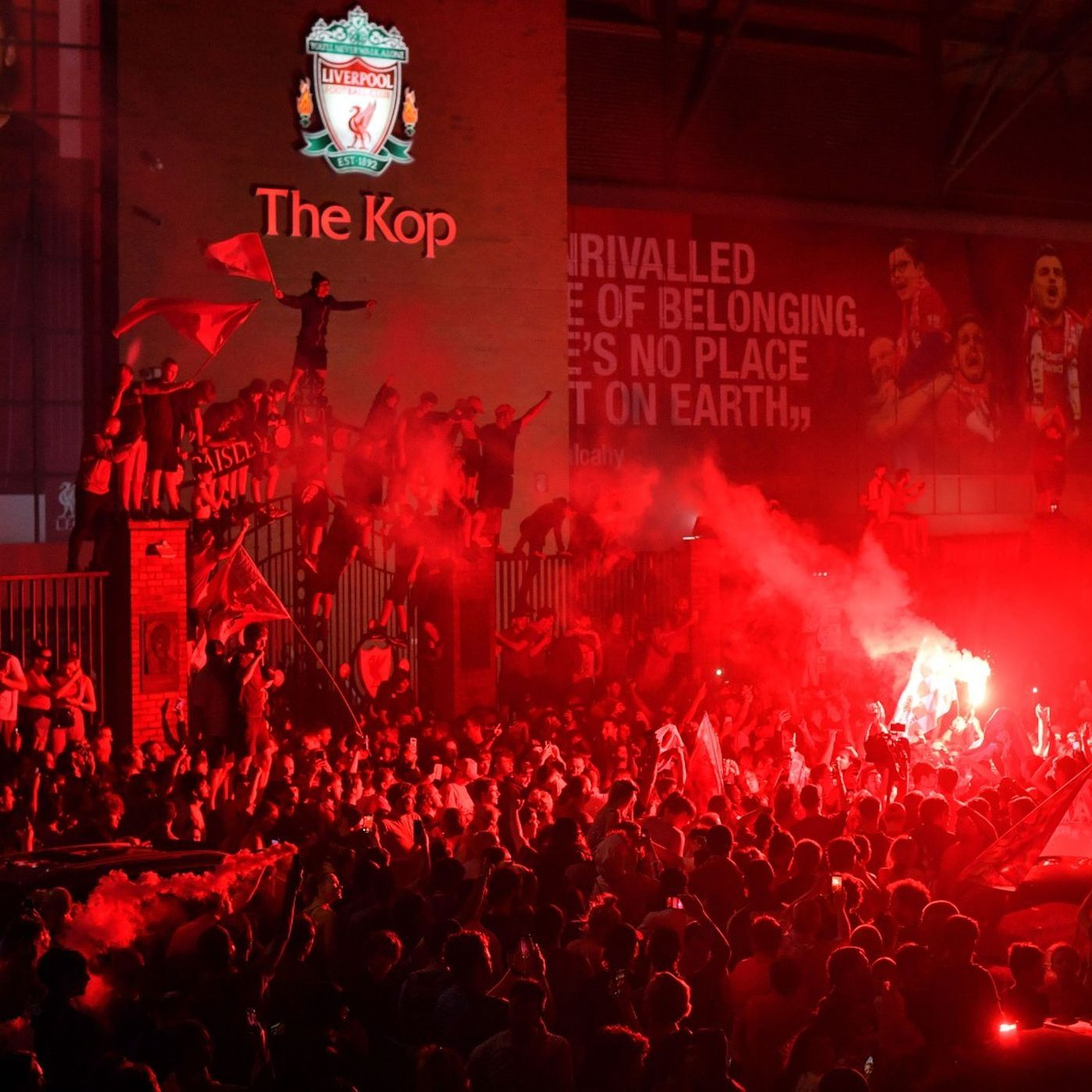 Post-Game: LIVERPOOL CROWNED PREMIER LEAGUE CHAMPIONS | No 19 heading to Anfield on historic night