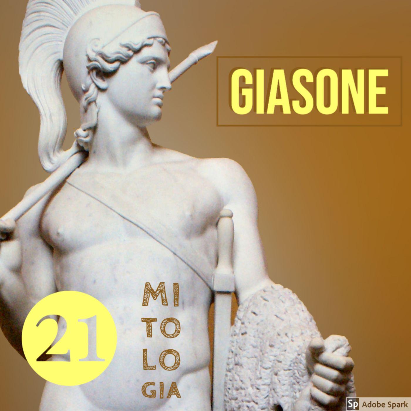 Giasone e gli Argonauti - II - La storia del Vello e l'isola di Lemno