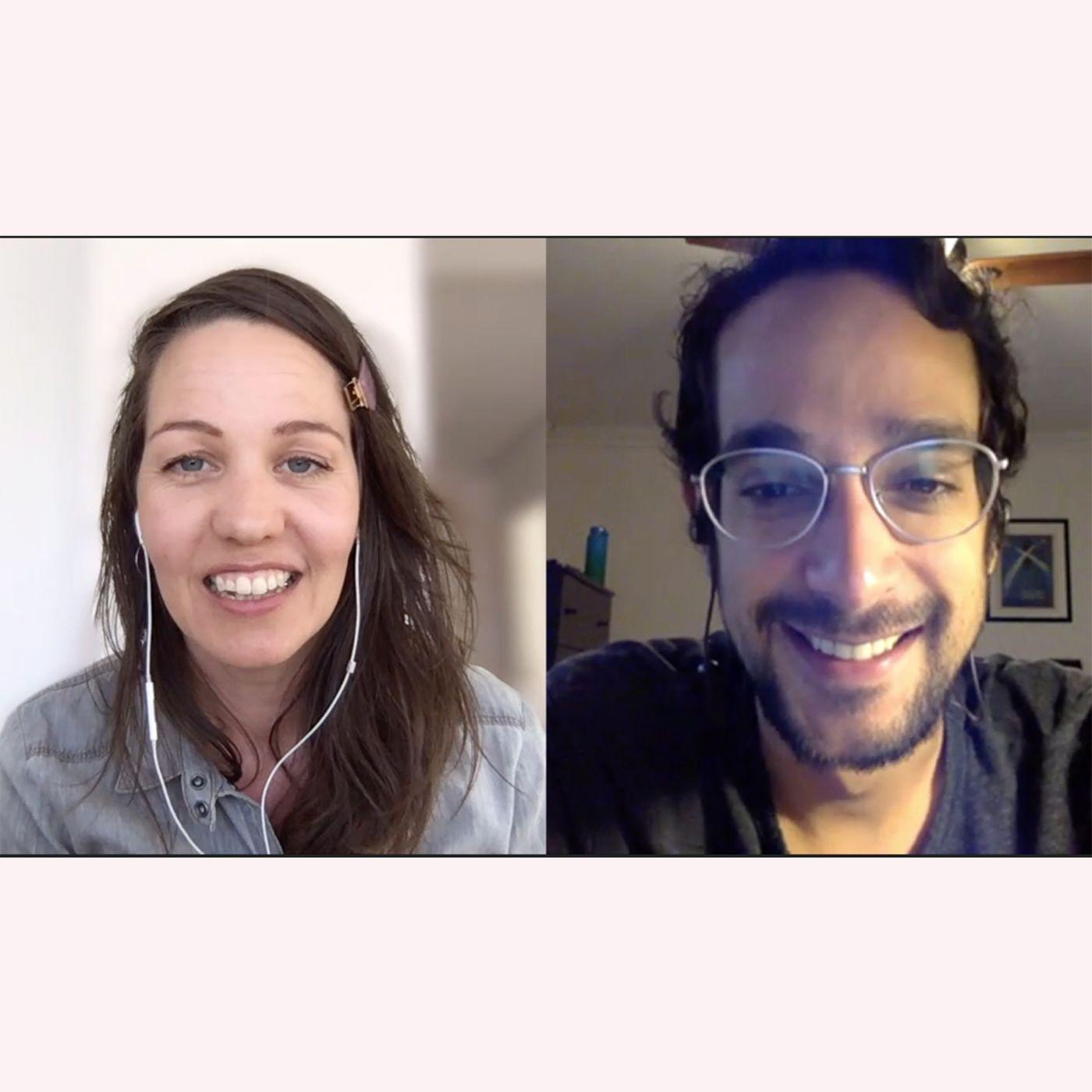 Episode 24: Interview med journalist Sebastian Modak fra New York Times