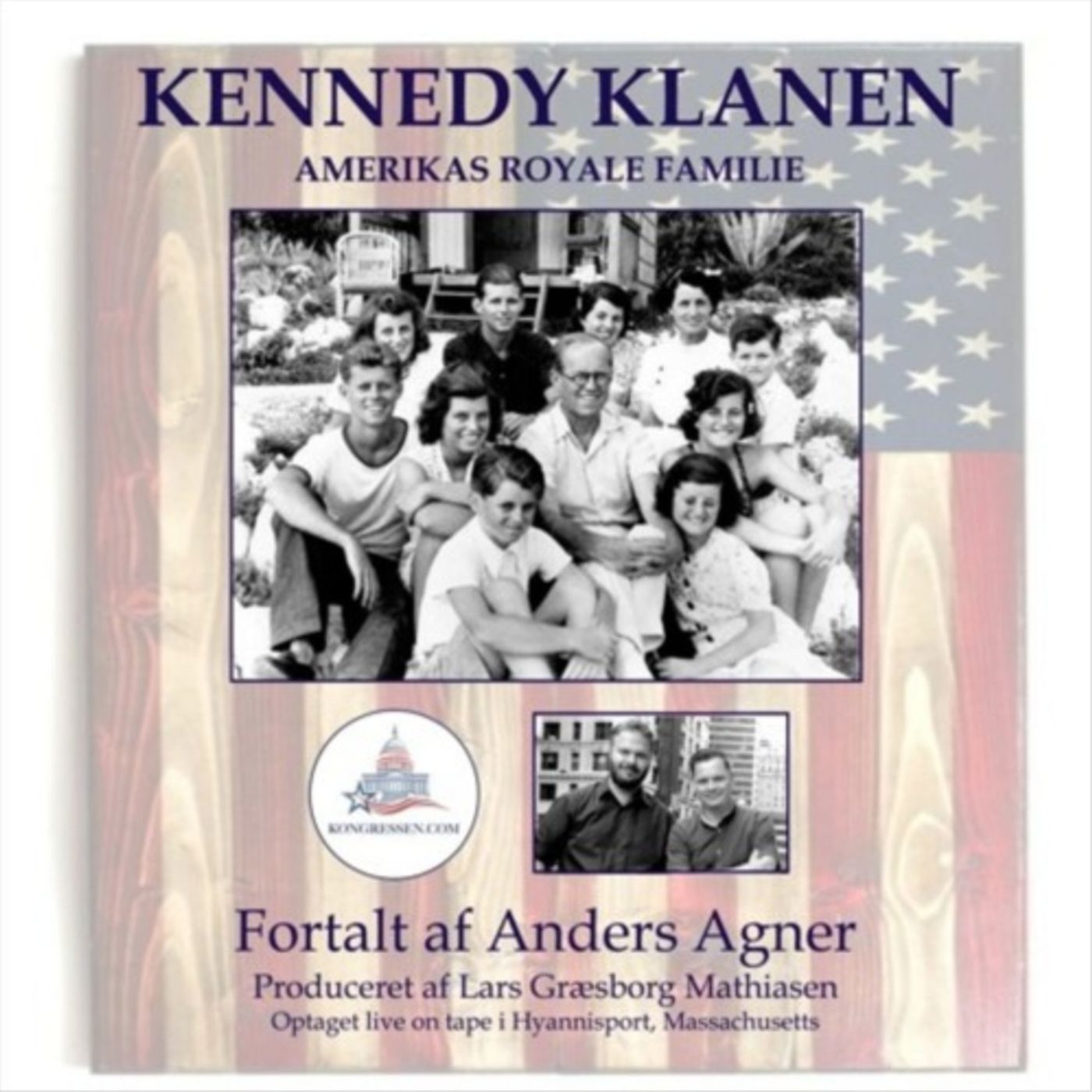 Kennedy klanen del 3: Ted Kennedy