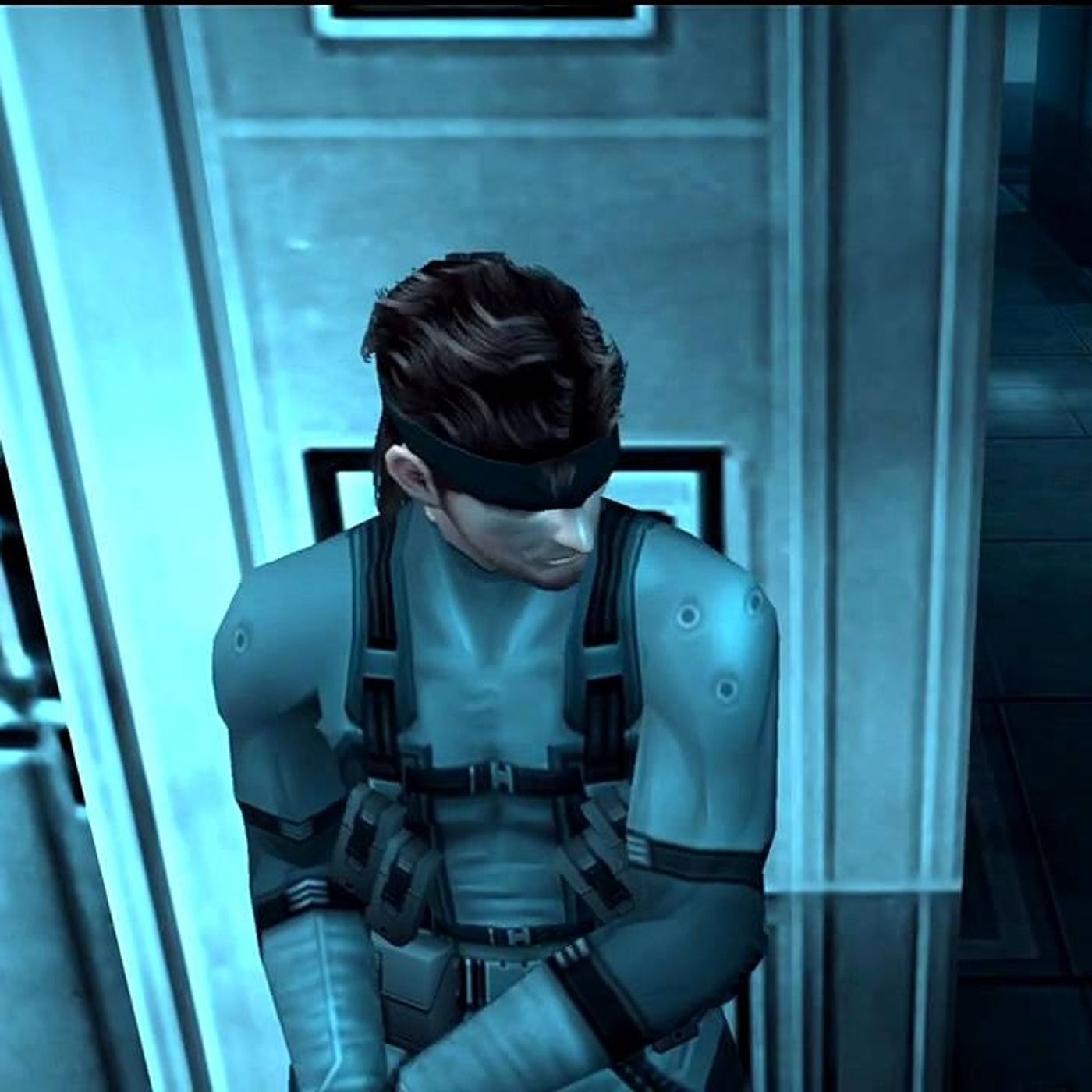 Backlog Busting Project #13:  Metal Gear Solid 2: Sons of Liberty