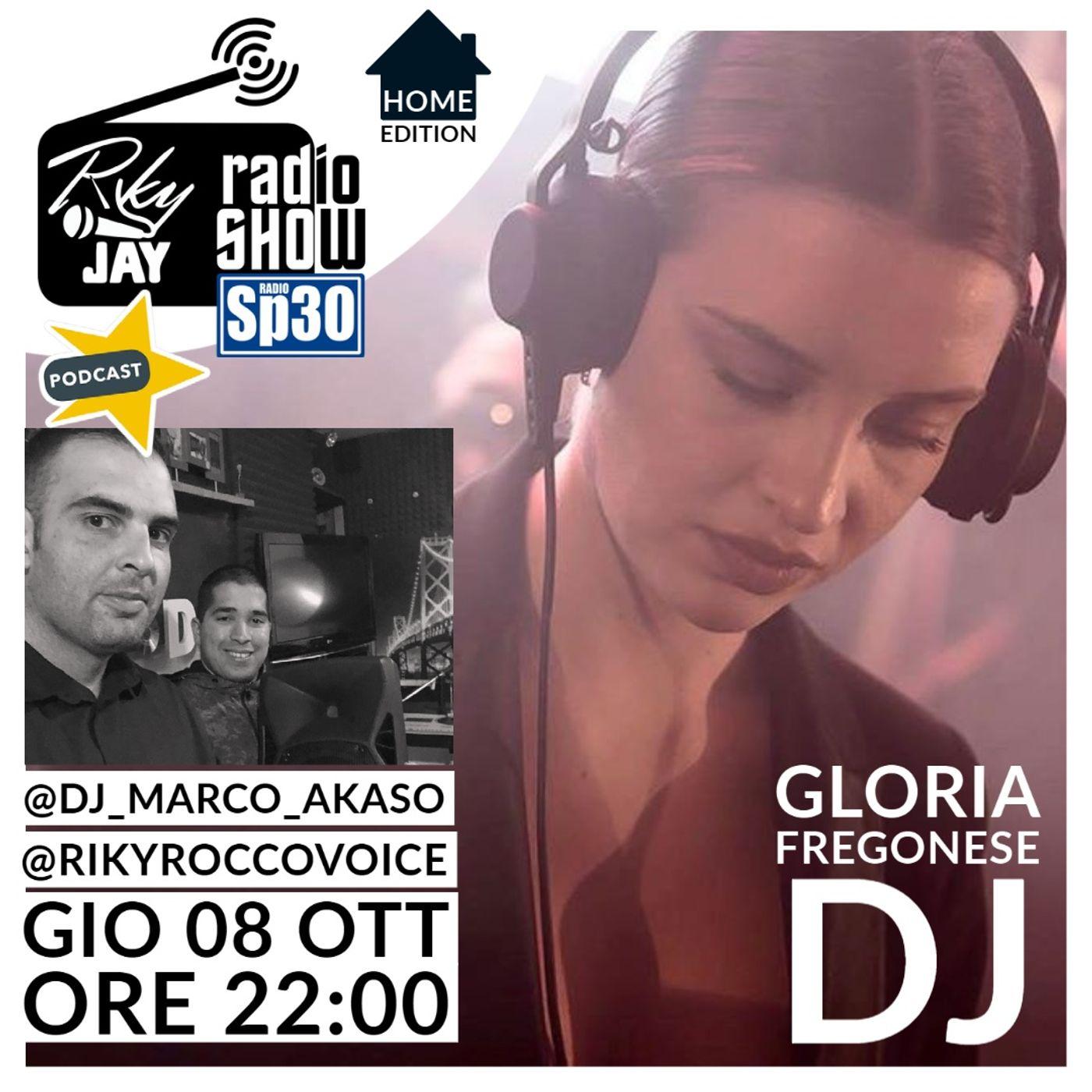 RikyJay Radio Show - ST.2 N.42 -  ospite Gloria Fregonese