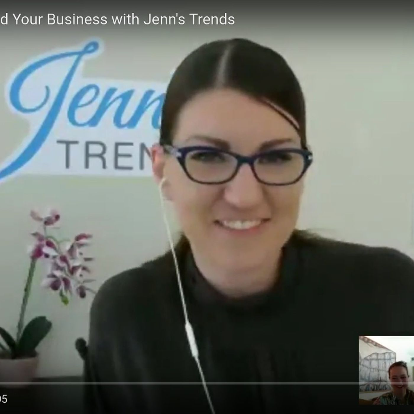 Instagram Your Life and Your Business with Jenn's Trends