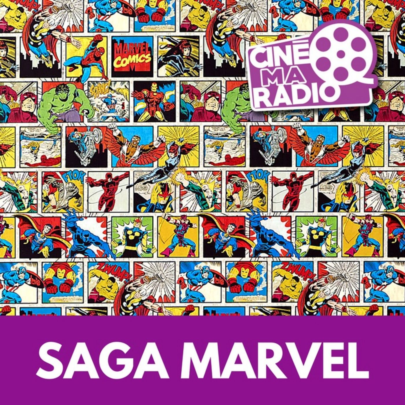 SAGA MARVEL | Hommage à Stan Lee