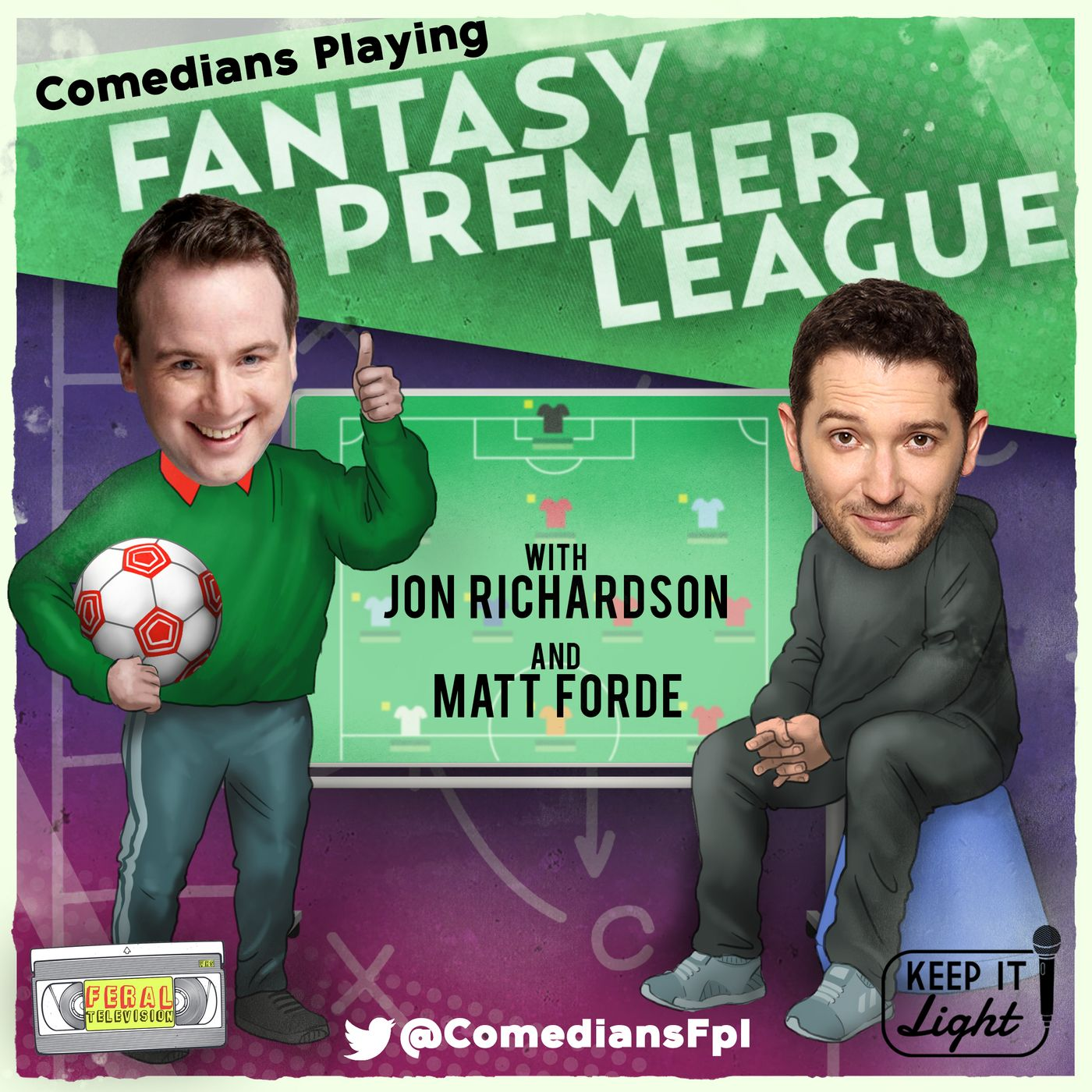 S1 EP 11 : Nathon Caton and the end of 'The Curse of Matt Forde?'