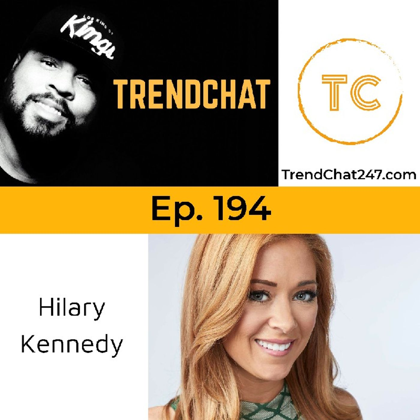 Ep. 194 - Talking UFC And Stocks with Hilary Kennedy