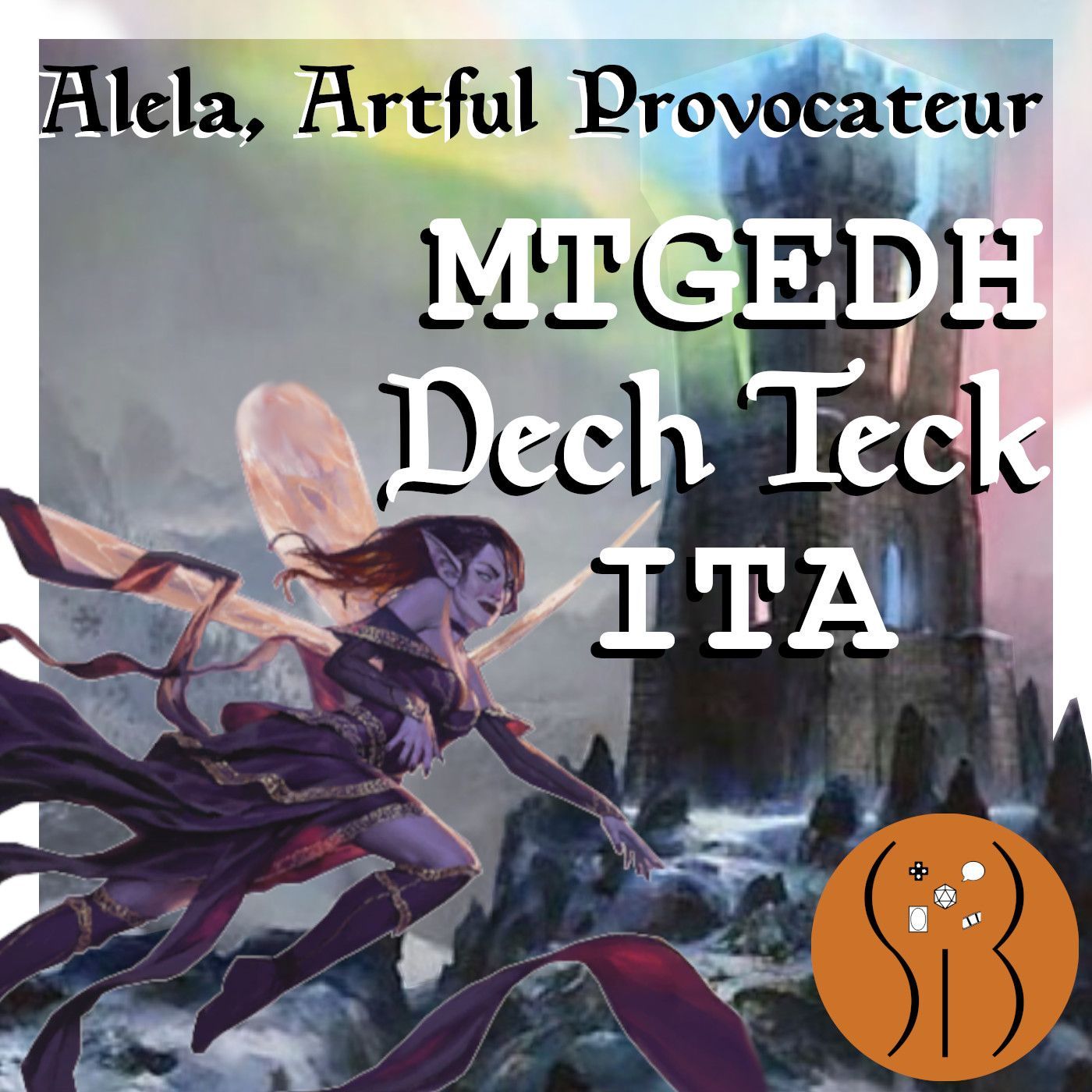 Alela Artful Provocateur MTGEDH deck tech ITA