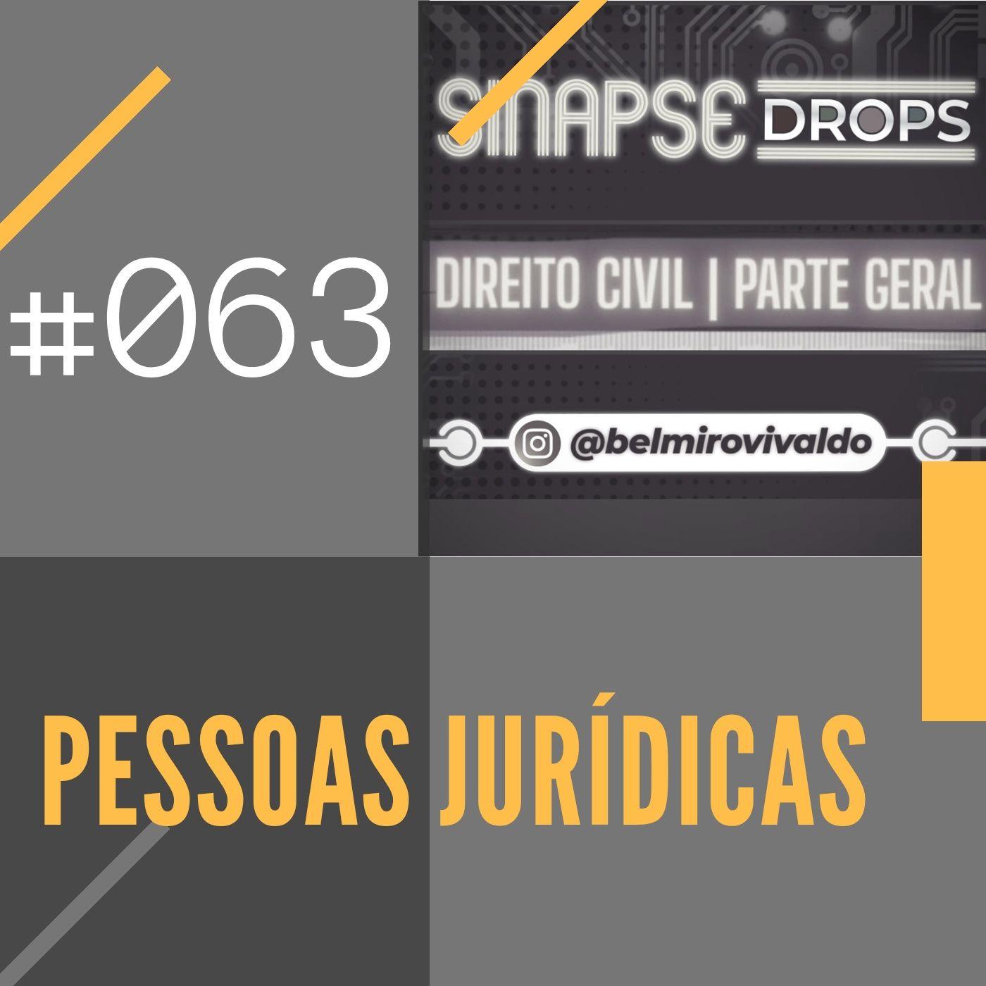 063   Pessoas Jurídicas