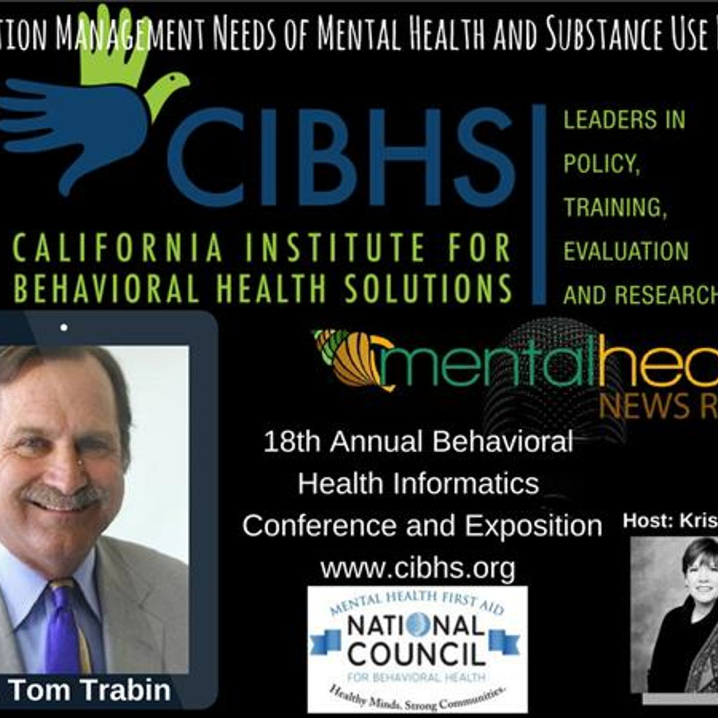 Mental Health News Radio - Information Management Needs of Mental Health and Substance Use Programs