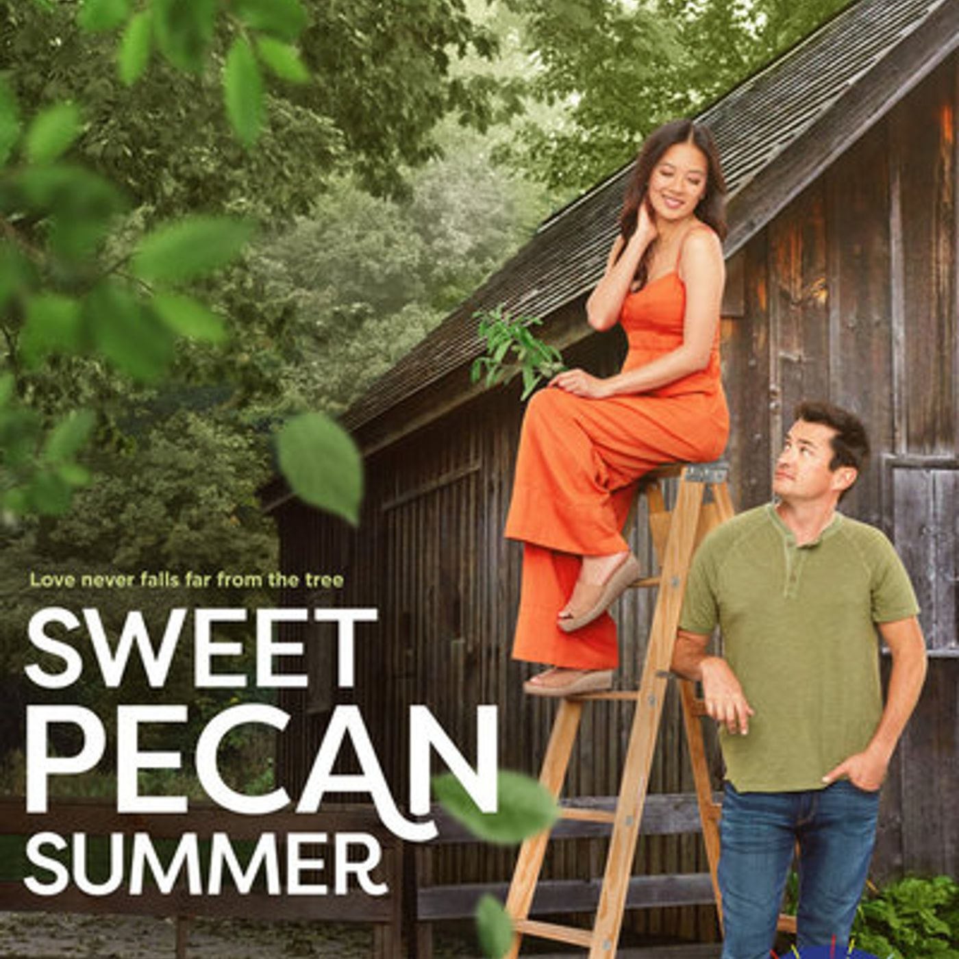 Sweet Pecan Summer (Hallmark Channel - 2021)