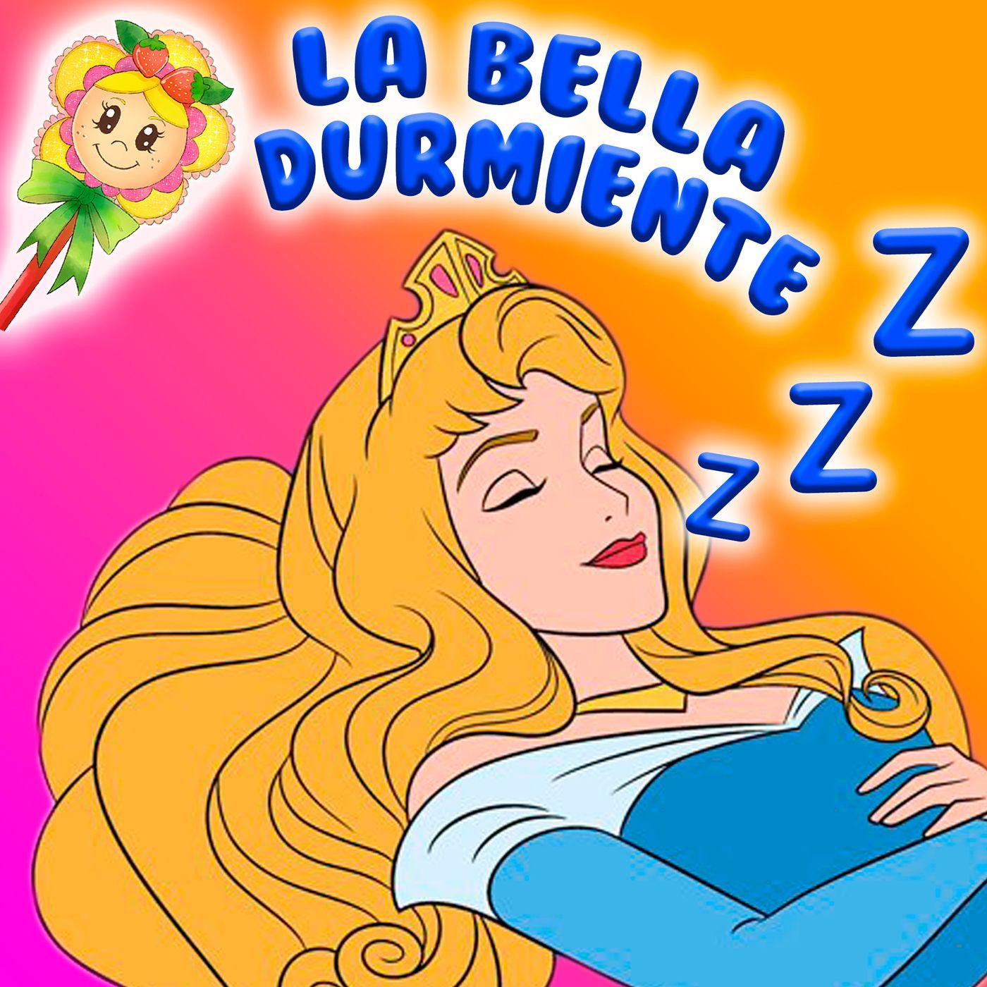46. Cuento clásico de La bella durmiente. Cuentos infantiles de Hada de Fresa para dormir