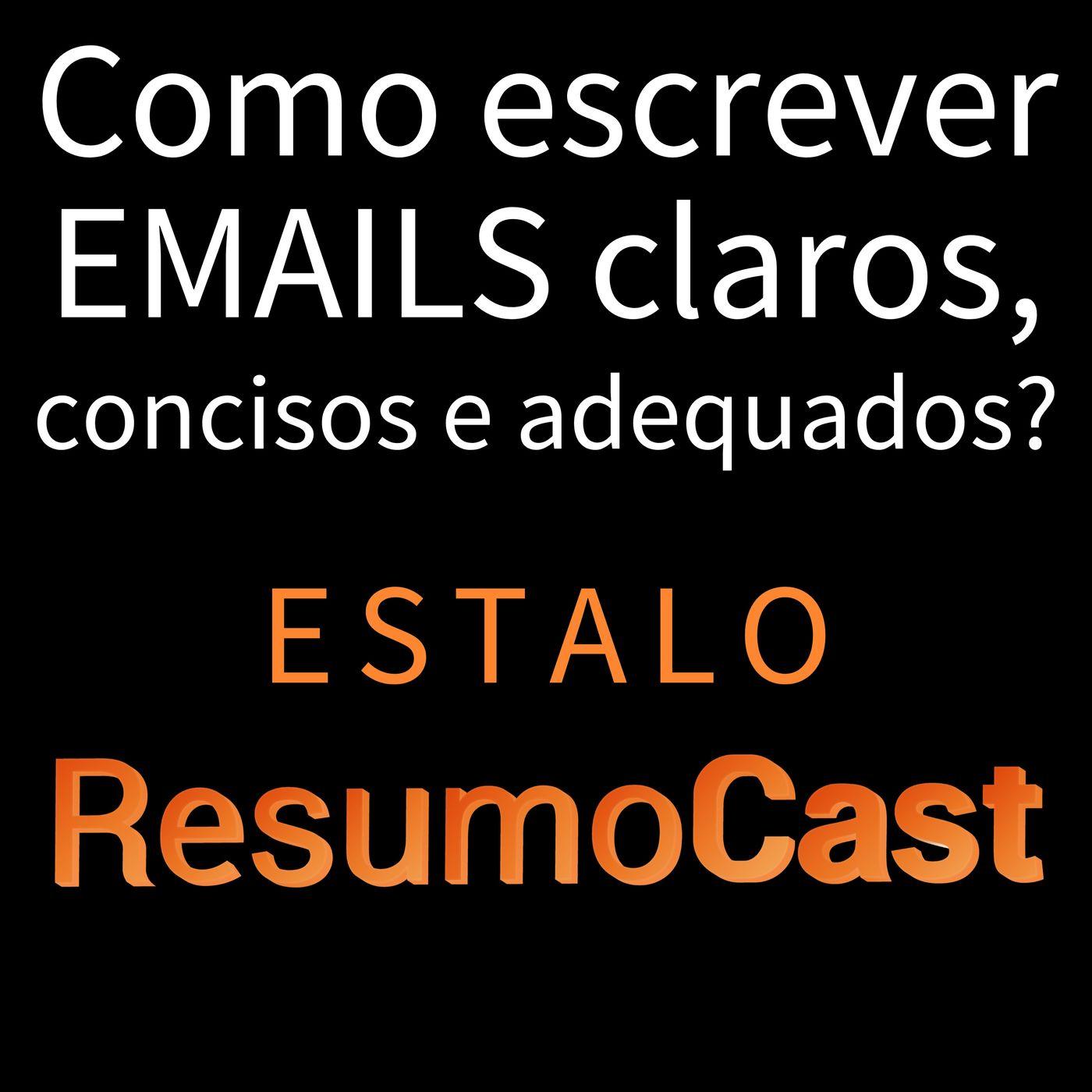 ESTALO | Como escrever emails claros concisos e adequados?