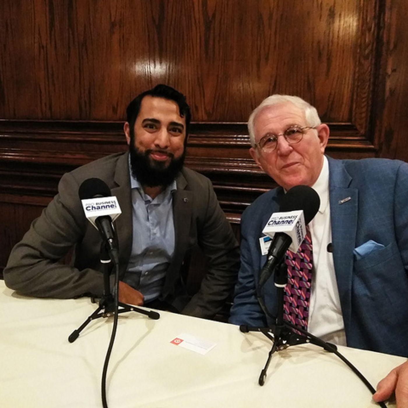 Rizwan Peera Interview at BBA Breakfast on the Buckhead Business Show