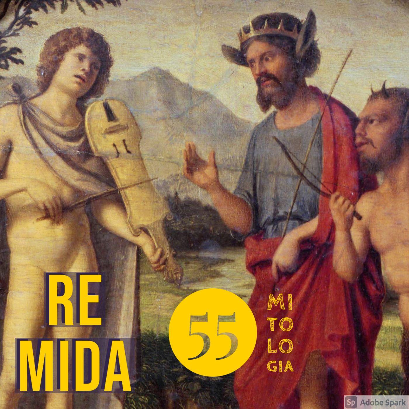 Re Mida e le orecchie d'asino