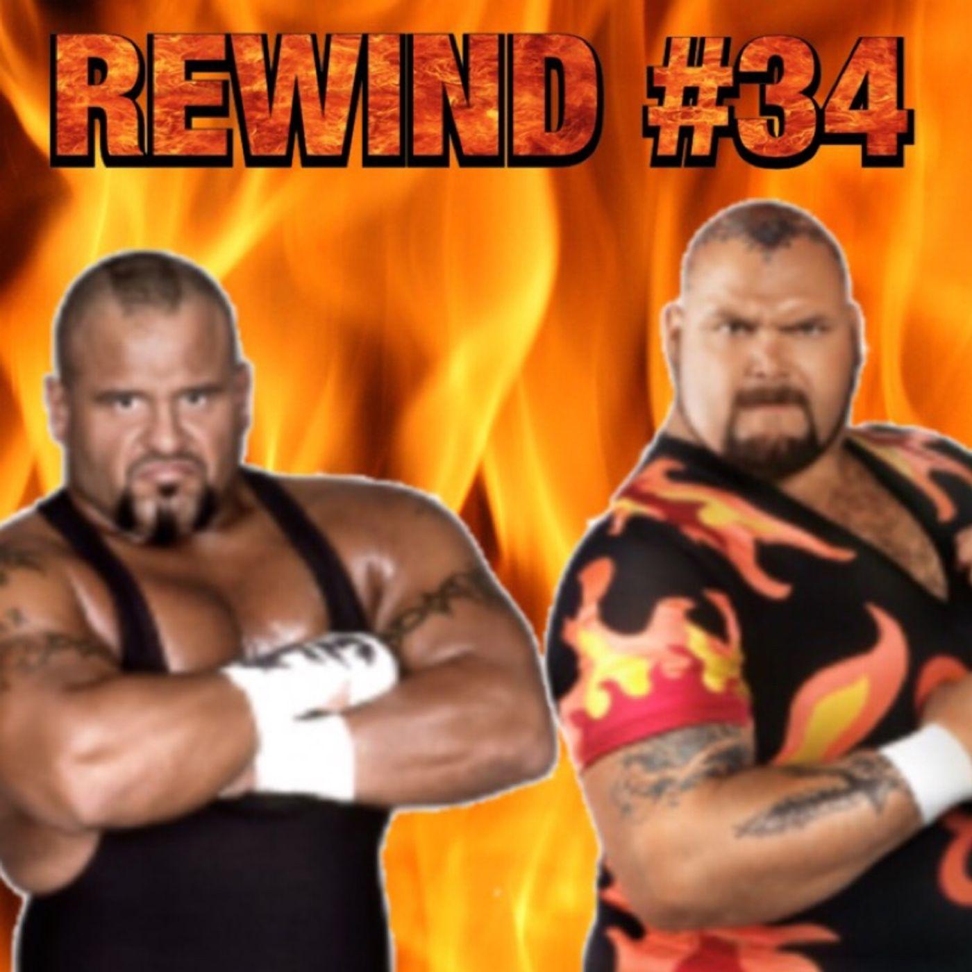 Rewind #34: ECW Heat Wave '98