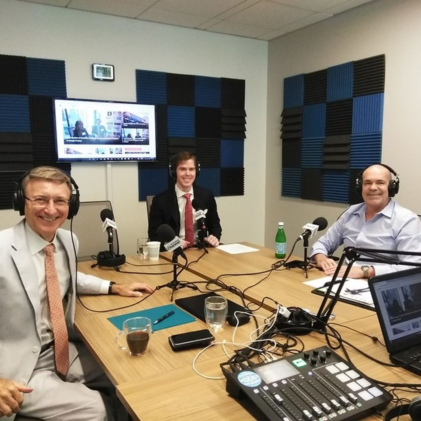 Bill McGill, Atlanta Attorney at Law Magazine and Jake Evans, Holland and Knight on Business Developers Network