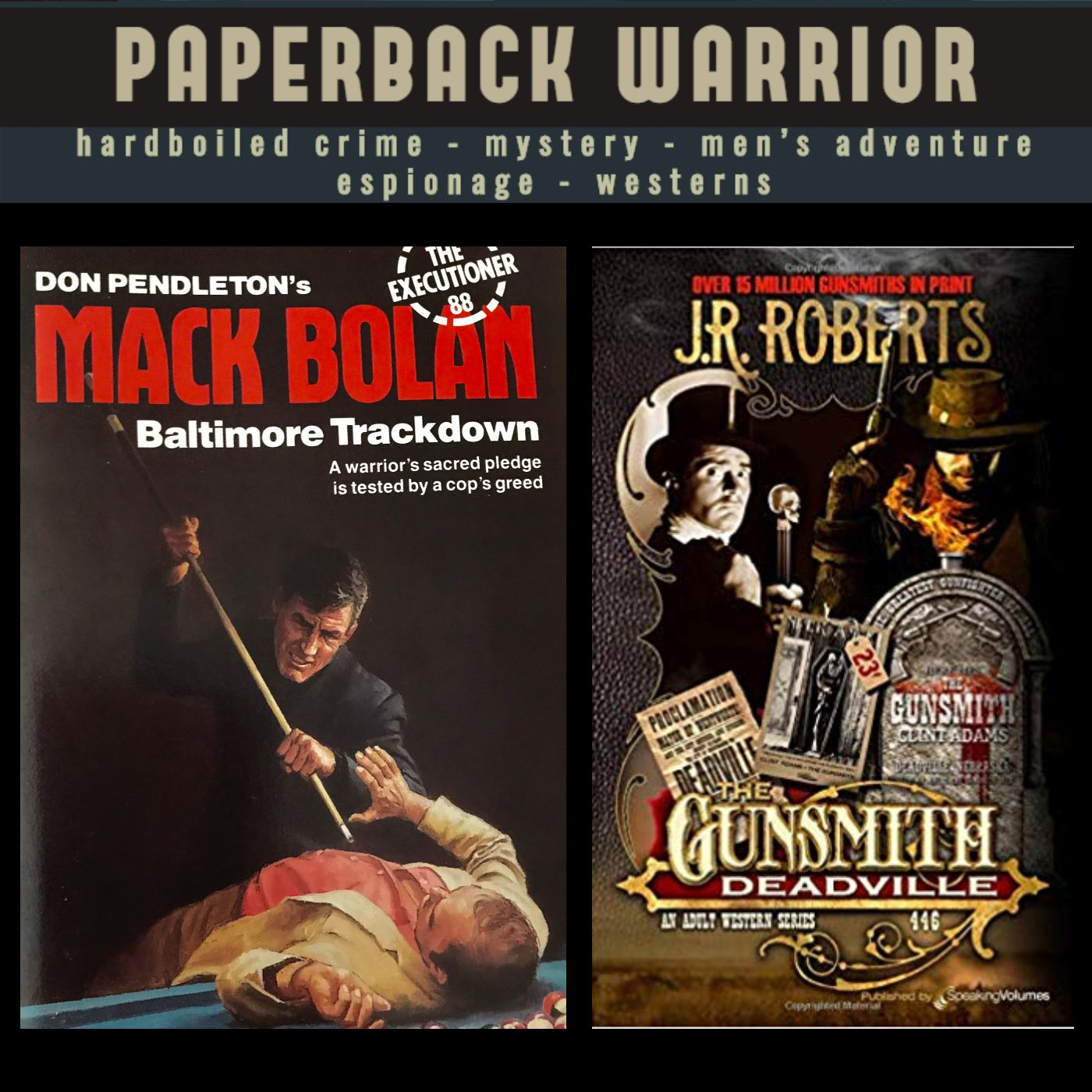 Episode 05: The Executioner Mack Bolan