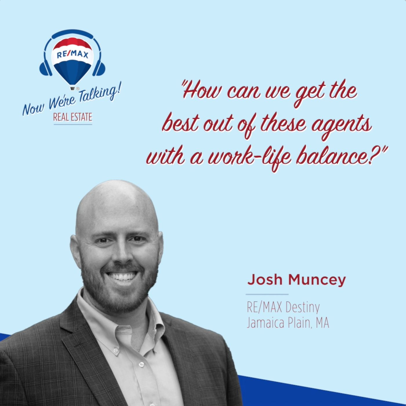 """Josh Muncey: Growth Means Not Fearing The Investment."""