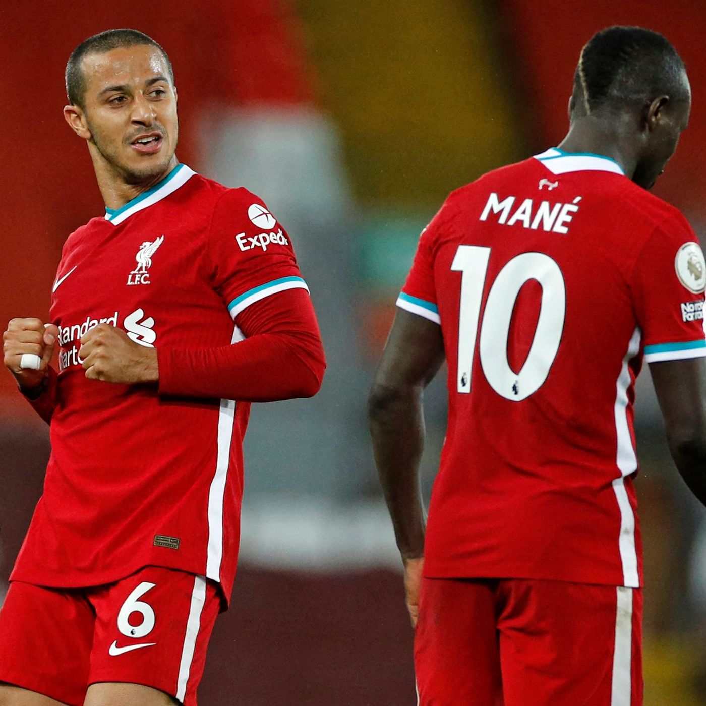 Post-Game: Liverpool 2-0 Southampton | Thiago nets first goal as Reds put Leicester on alert