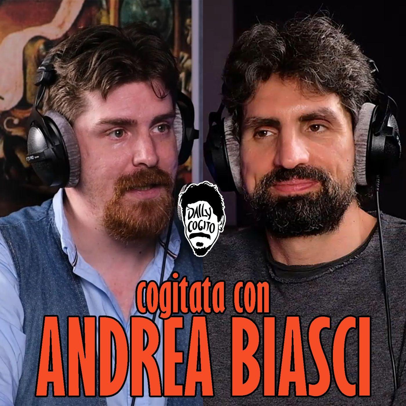 Cogitata con ANDREA BIASCI, fondatore del Project InVictus