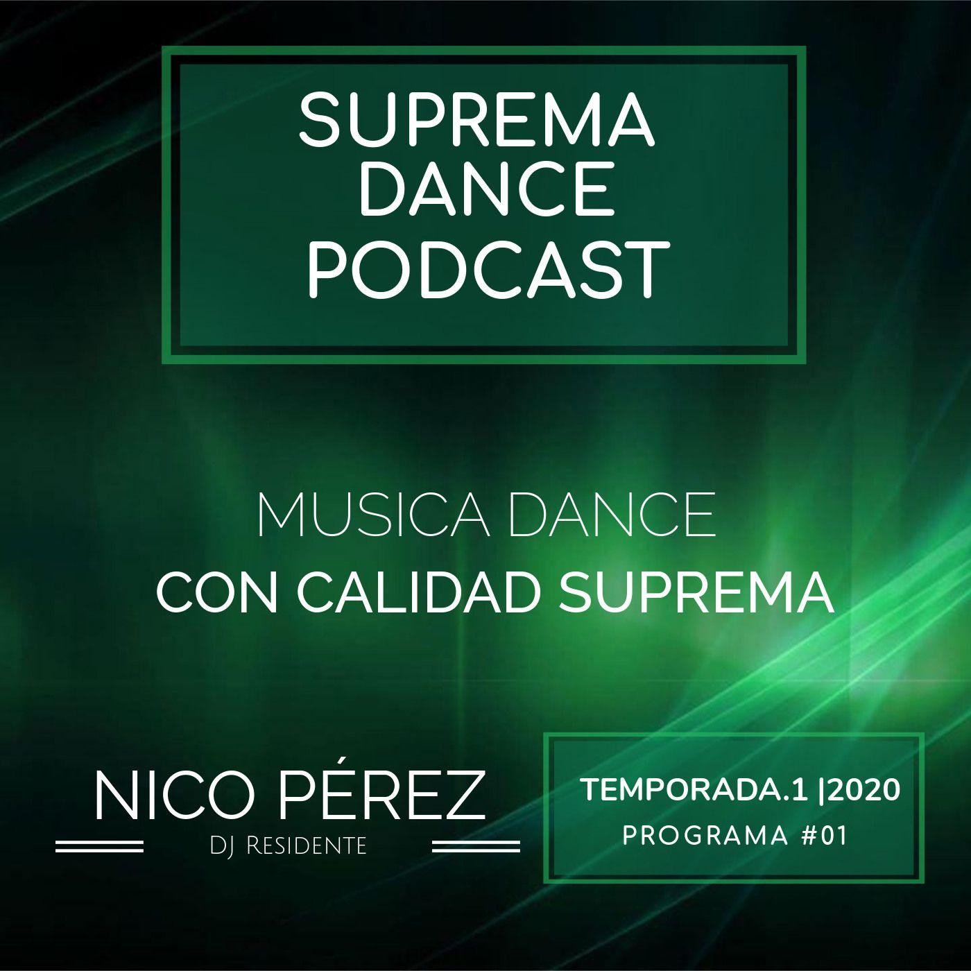 DJ Residente Nico Perez | Programa-1 | T.1 | SDP