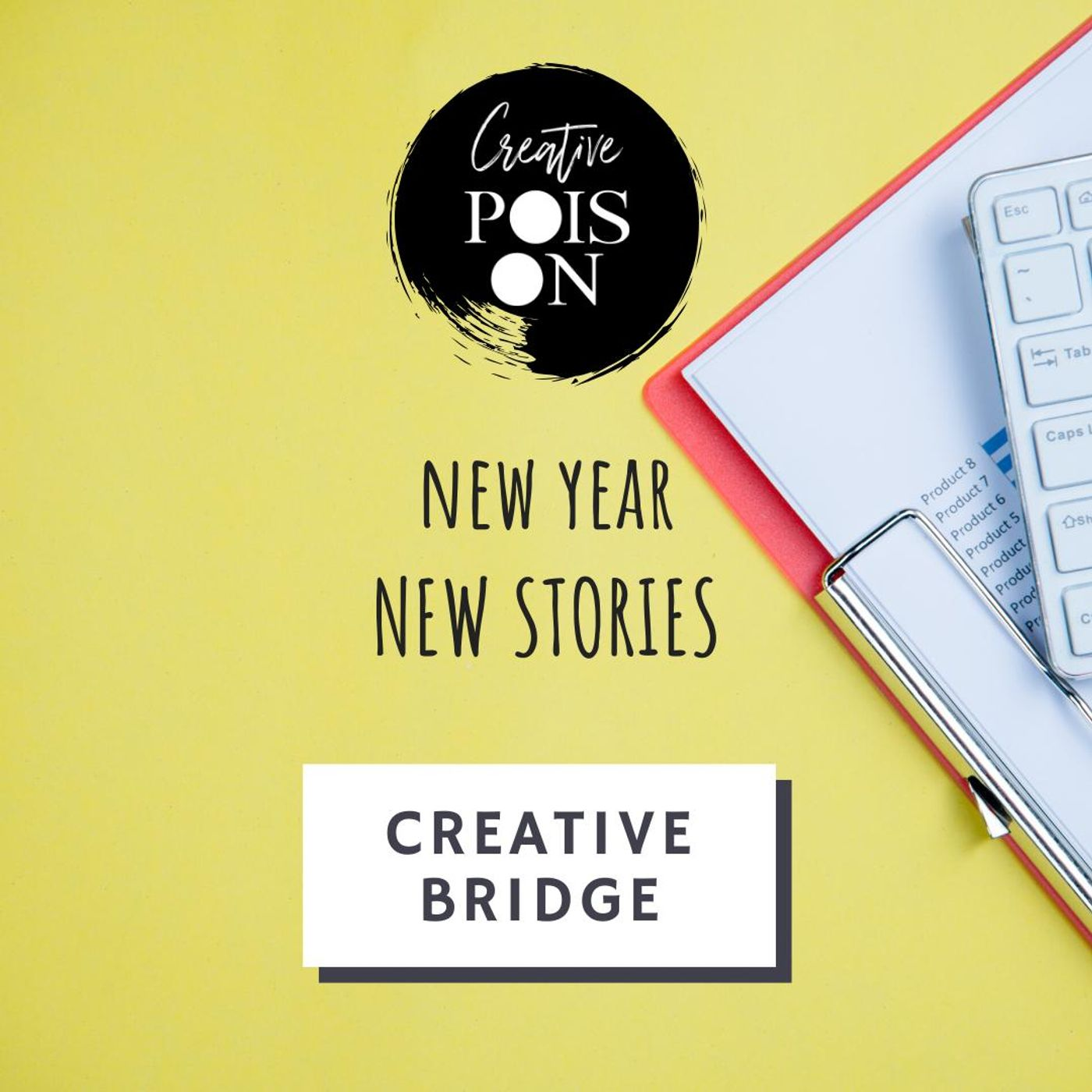 Creative Bridge - New Year. New Stories. Season 2 - January 2020