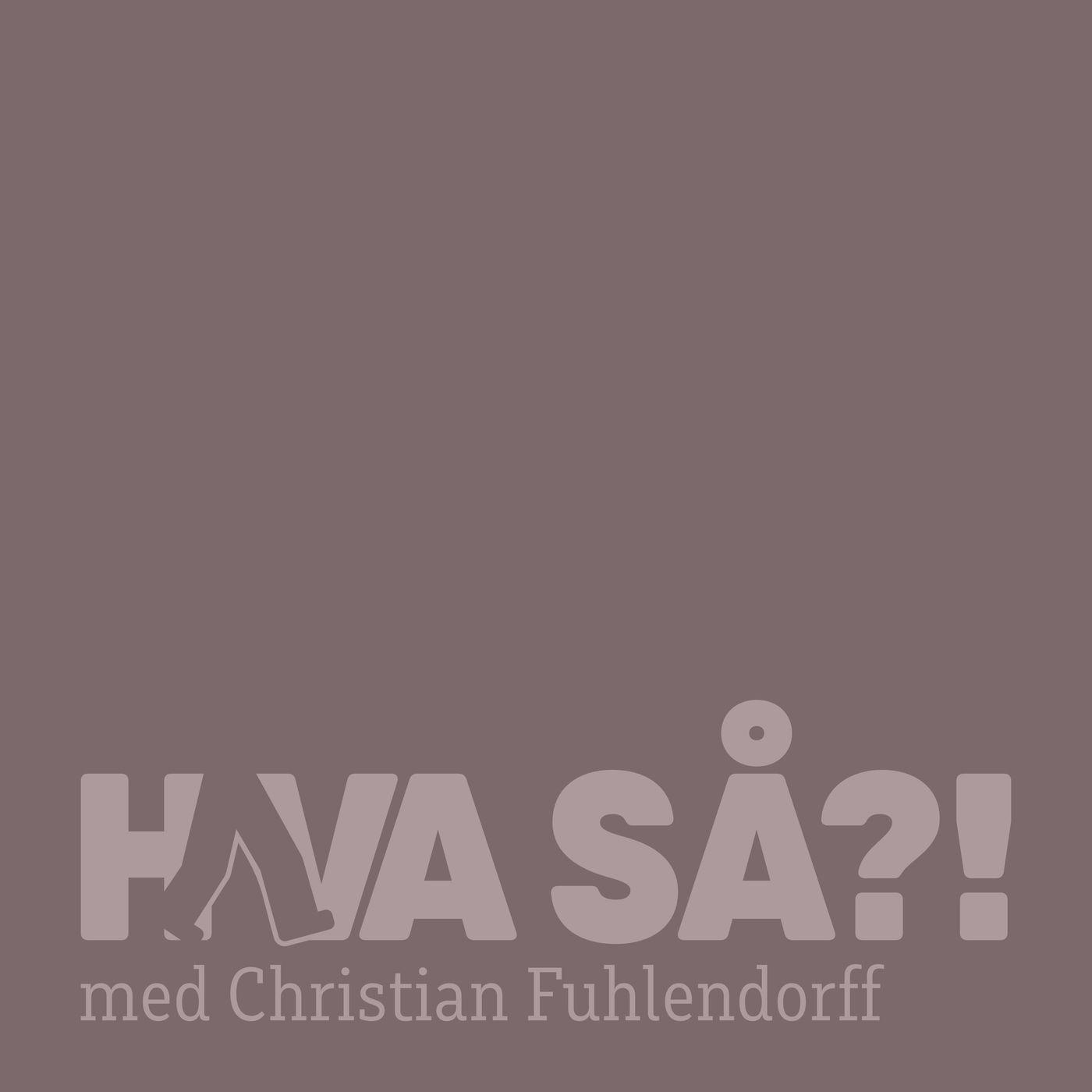 Hva så?! - Morten Resen