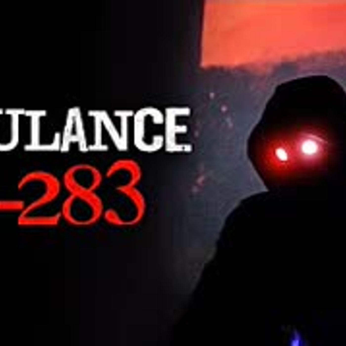 """Ambulance F-283"" Creepypasta"