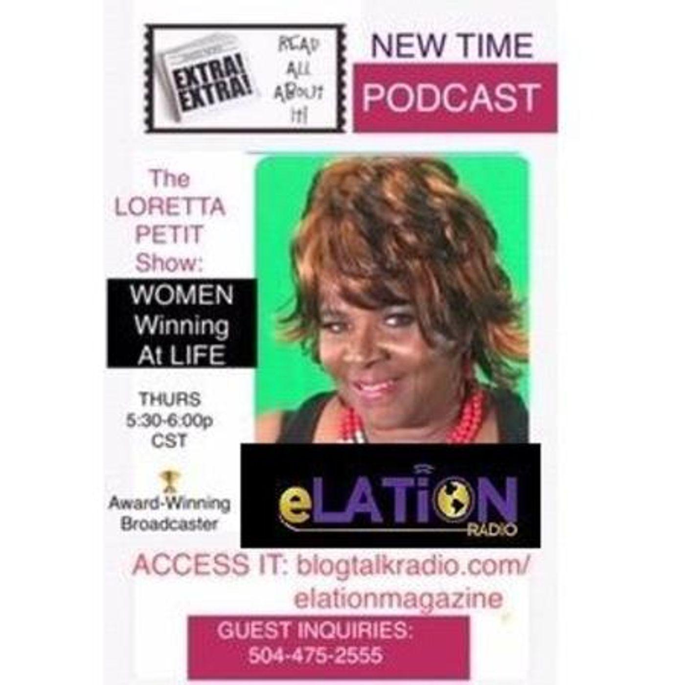 The Loretta Petit Show with Dr Loretta Petit