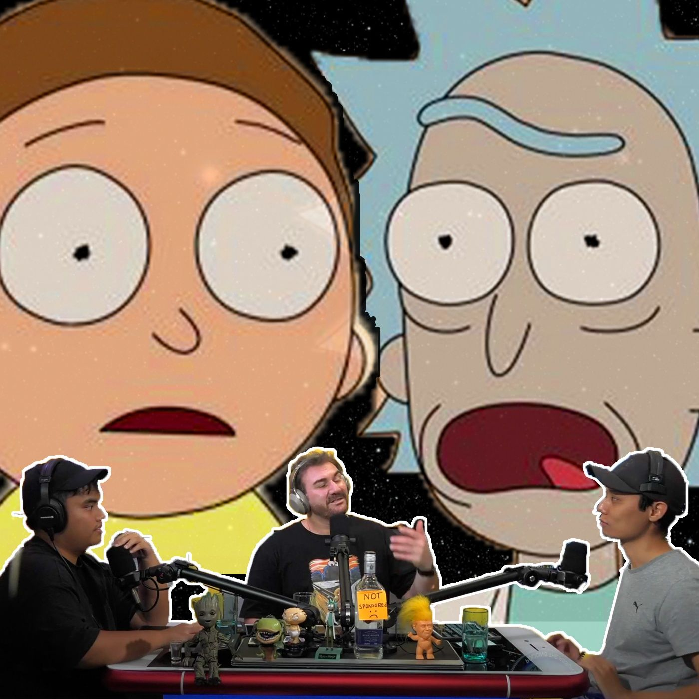 #139 Rick and Morty Movie