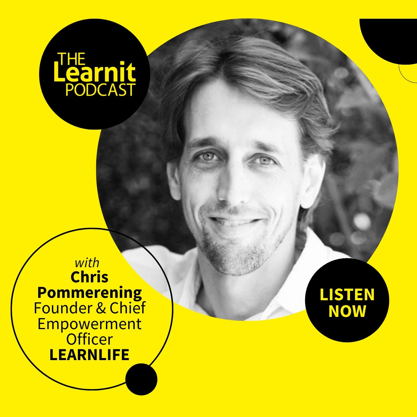 #13 Christopher Pommerening, Learnlife: A future of education without teachers, classrooms or schools