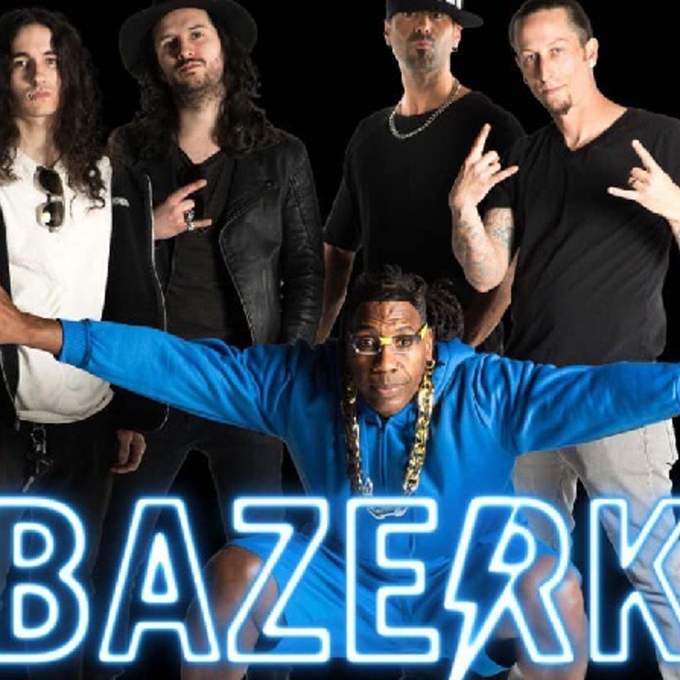 Bazerk on ITNS Radio