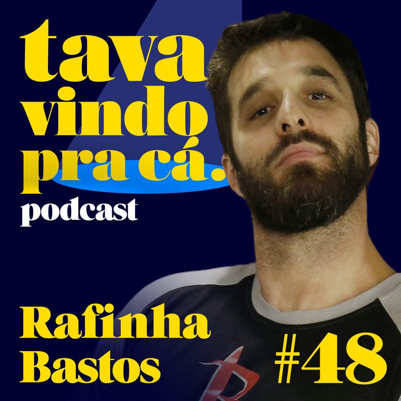 #48 Rafinha Bastos