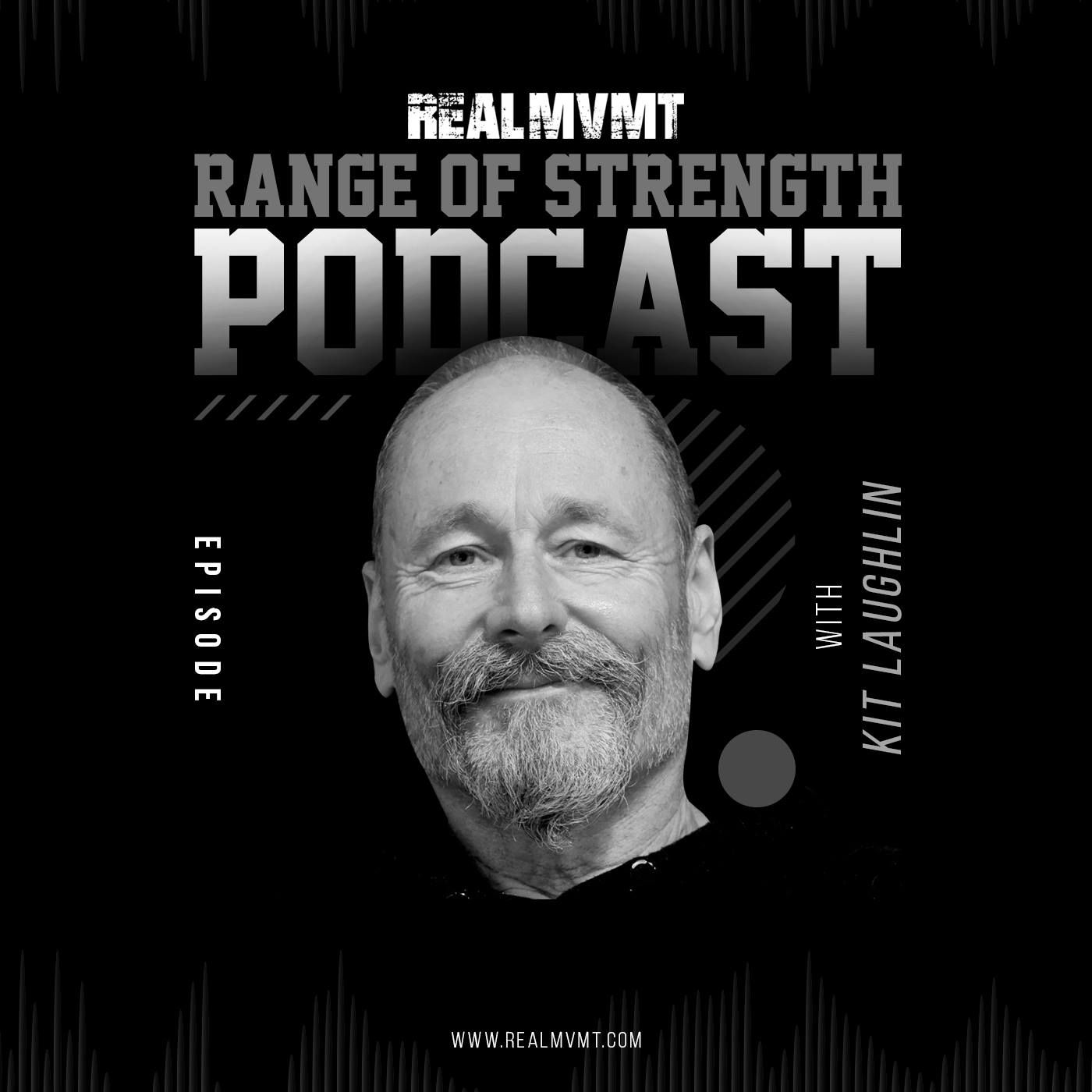 RANGE OF STRENGTH Podcast Episode 14: Kit Laughlin, Founder Stretch Therapy